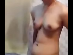 South Teen Hot Bathroom Show
