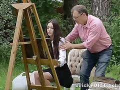 TrickyOldTeacher - Arwen Gold - Watch Part 2 at FreePornSiteRips.com