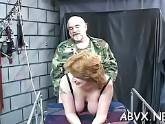 Top notch amateur servitude scenes with juvenile girl
