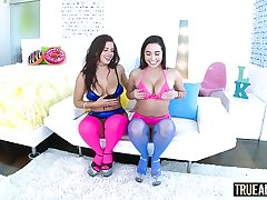 TRUE ANAL Fulfilling Karlee and Keishas anal cravings