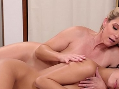 MOMMY'S GIRL - Hot stepdaughter needs her mom's warm body - India Summer, Gianna Dior