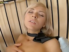 Stunning sex dolls have fun with dildos - IcePornHub.com